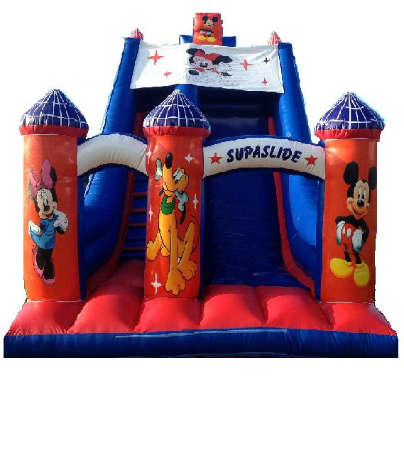 Inflatable Bouncy Castle Rent